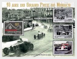 Monaco - Postfris / MNH - Sheet 90 Jaar Formule 1 In Monaco 2019 - Monaco