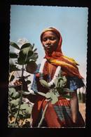 AFRIQUE EN COULEURS - French West Africa / Jeune Nomade - Ethnic  Costume - Postcards