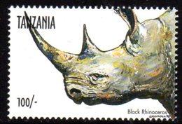 1999, Tanzanie, Rhinoceros - Tanzanie (1964-...)