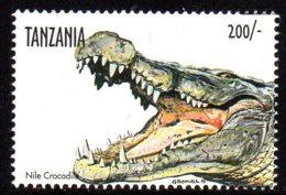 1999, Tanzanie, Crocodile - Tanzanie (1964-...)