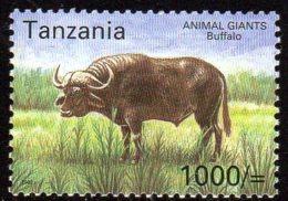 2003, Tanzanie, Buffle - Tanzanie (1964-...)