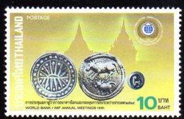 1991 Thailande, Banque, Monnaie - Thaïlande