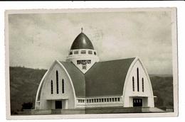 CPA - Carte Postale-Congo-Costermansville (Bukavu)-Eglise Notre Dame De La Paix--1951- VM1596 - Congo - Kinshasa (ex Zaire)