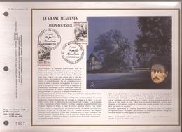 "Francia, Obliterations,1986, Henri Alain Fournier, ""Le Grand Meaulnes"" - Preobliterados"