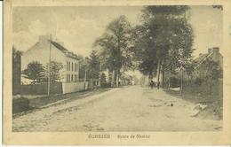 Eghezée -- Route De Namur.   (2 Scans) - Eghezée
