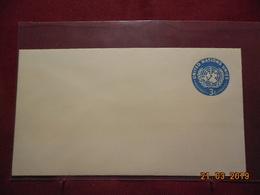 Entier Postal Des Nations Unies - New York -  VN Hauptquartier