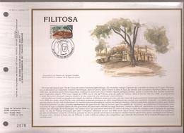 Francia, Obliterations,1986, Filitosa - Preobliterados