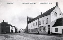 De Haan, Clemskerke, Pensionnaat En Kapel - De Haan