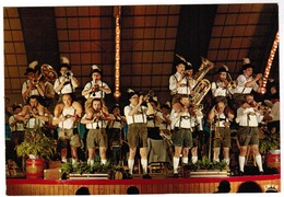 Wieze Oktoberfeesten Belgium, Het Beiers Orkest O.l.v. Hahn Brengt Stemming (pk55688) - Lebbeke