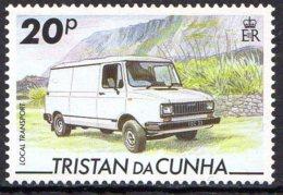 1995, Tristan Da Cunha, Bedford - Tristan Da Cunha