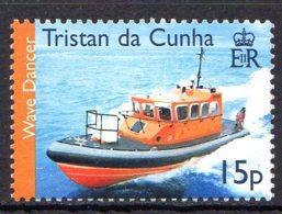 2007, Tristan Da Cunha,Vedette Secours - Tristan Da Cunha