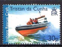 2007, Tristan Da Cunha, Zodiac Secours - Tristan Da Cunha