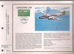 Francia, Obliterations,1987, Dewoitine 338 - Preobliterados