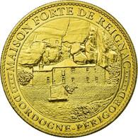 France, Jeton, Jeton Touristique, Tursac - Maison Forte De Reignac N°1, 2012 - France