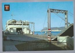 ES.- ALGECIRAS - Cadiz -, Puerto, Barco Virgen De Africa. Ceuta. Harbour. Boat. - Veerboten