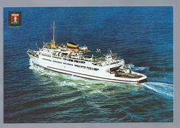 ES.- ALGECIRAS - Cadiz -, Transbordador Victoria -. Harbour. Boat. - Veerboten