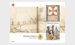Portugal - Postfris / MNH - Sheet 700 Jaar Order Of The Christ 2019 - 1910-... Republiek