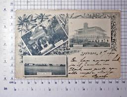Zanzibar - 1900.,  Vintage POSTCARD - (APAT3-22) - Tanzanie