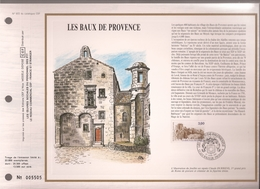 Francia, Obliterations,1987, Les Baux De Provence - Preobliterados