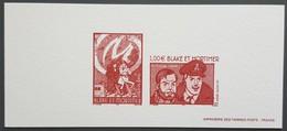 GRAVURE - YT N°3669, 3670 - Bande Dessinée / Blake Et Mortimer - 2004 - Documents Of Postal Services