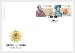 Portugal - Postfris / MNH - FDC 700 Jaar Order Of The Christ 2019 - 1910-... Republiek