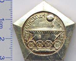 21-12 Space Soviet Russian Pin. Lunokhod-1 (Luna-17) Nov 1970 - Space