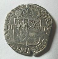LOUIS XIII QUART D'ECU DE BEARN 1622 MORLAAS. RARE. - 987-1789 Monnaies Royales