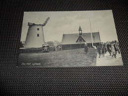 Engeland ( 308 )  England  United Kingdom  Verenigd - Koninkrijk  :  The Mill , Lytham   Moulin  Molen - Angleterre
