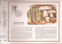Francia, Obliterations,1987, Indigotier (SETAS) - Preobliterados