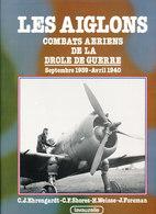 LES AIGLONS  COMBATS AERIENS - Livres