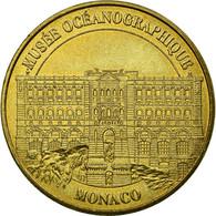 France, Jeton, Jeton Touristique, 98/ Musée Océanographique - Facade - Monaco - France