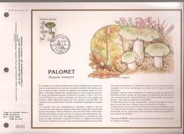 Francia, Obliterations,1987, Palomet (SETAS) - Preobliterados