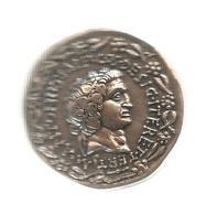 Les Monnaies Romaines,Trésor Du Patrimoine , Reproduction,  ANTONIUS.IMP.COS.DESIG.ITERET. , Frais Fr 2.55e - Romaines