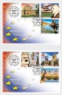 Roemenië / Romania - Postfris / MNH - FDC Toerisme Roemenië 2019 - 1948-.... Republieken