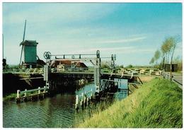 Lo, Molen, Lobrug, Kanaal, Moulin, Windmill (pk55691) - Lo-Reninge