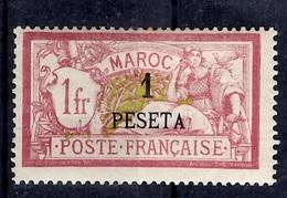 Maroc Maury N° 19 Neuf *. B/TB. A Saisir! - Maroc (1891-1956)