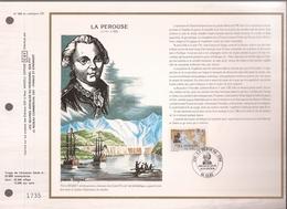 Francia, Obliterations,1988, La Perouse - Preobliterados