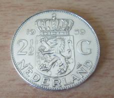 Pays-Bas / Nederland - Monnaie 2 1/2 Gulden 1959 En Argent - SUP - [ 3] 1815-… : Royaume Des Pays-Bas