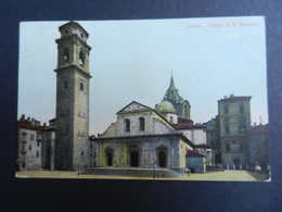 19913) TORINO CHIESA S. GIOVANNI VIAGGIATA 1910 CIRCA - Churches