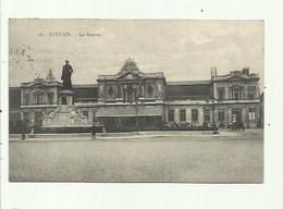 Louvain - Leuven - La Station   ( 2 Scans) Perfecte Staat - Leuven