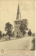 Aywaille -- Eglise De Dieupart.    (2 Scans) - Aywaille