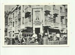Blankenberge - Hotel -Pension - Restaurant     ( 2 Scans) - Blankenberge