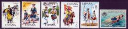 Espagne 1974 Yvert 1852 / 1857 ** TB - 1931-Aujourd'hui: II. République - ....Juan Carlos I