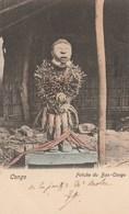 Congo.  Fétiche Du Bas-Congo ( Scan - Congo Belge - Autres