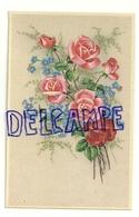 Bouquet De Roses Et De Myosotis. Coloprint 7225 - Fleurs, Plantes & Arbres