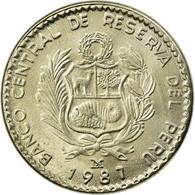 Monnaie, Pérou, Inti, 1987, Lima, SUP, Copper-nickel, KM:296 - Pérou
