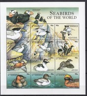 L927 DOMINICA BIRDS SEABIRDS OF THE WORLD 1SH MNH - Birds