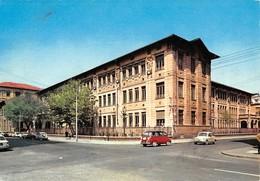 """07799 """"TORINO - SCUOLA SANTORRE DI SANTAROSA"""" FIAT 600 E MULTIPLA. CART. ORIG. NON SPED. - Education, Schools And Universities"""