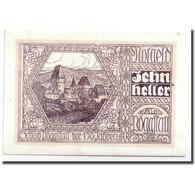Billet, Autriche, Pöggstall, 10 Heller, Paysage, 1920, 1920-04-27, SPL - Autriche