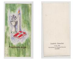 MARIE NOISABELLE CAVADINI - 13 MAI 1972 - NOTRE-DAME DU PERPETUEL SECOURS ASNIERES - ART-CHAP - Santini